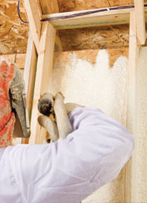 Toronto Spray Foam Insulation Services and Benefits
